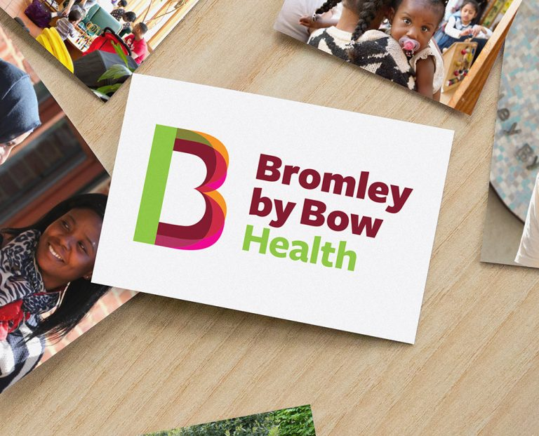 Bromely by Bow Health business card