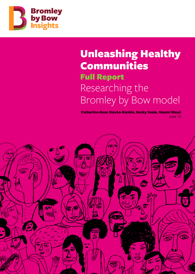 Unleashing Healthy Communities cover image