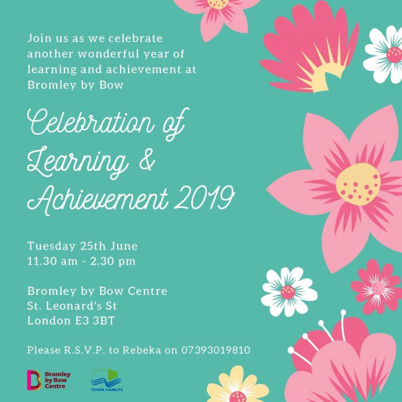 Celebration of learning 2019